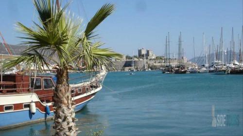 Погода в Сиде климат и особенности курорта