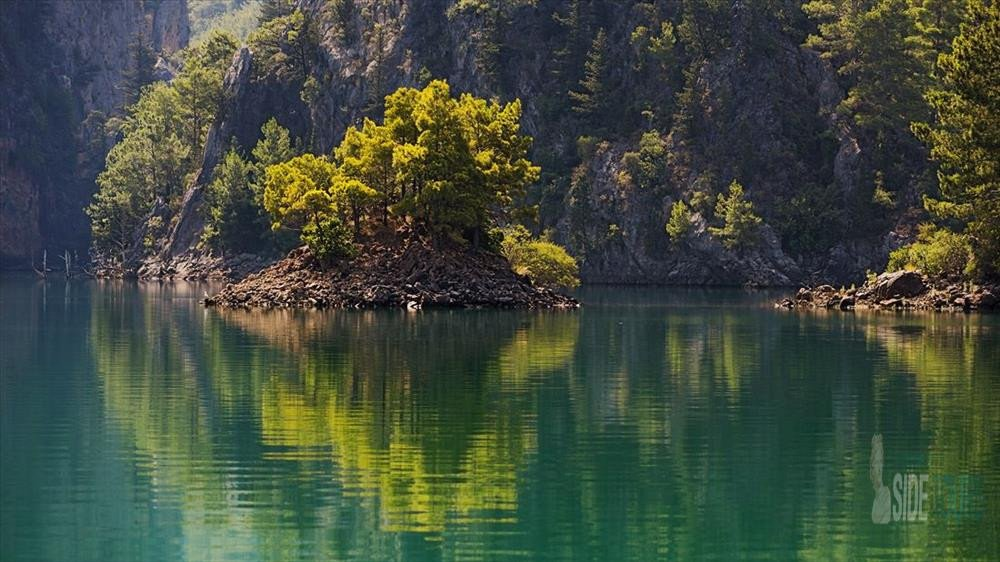 How to get into Green Canyon Turkey yourself