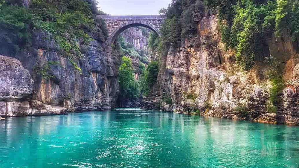 Köprülü Kanyon nerede