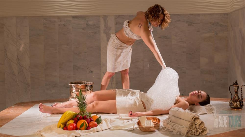 Massage in Turkey