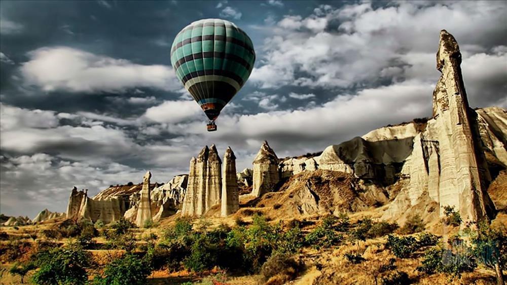 The Dark Church of Cappadocia