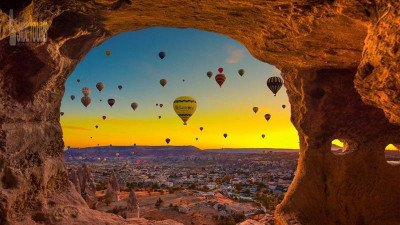 2-Day Trip From Alder To Cappadocia