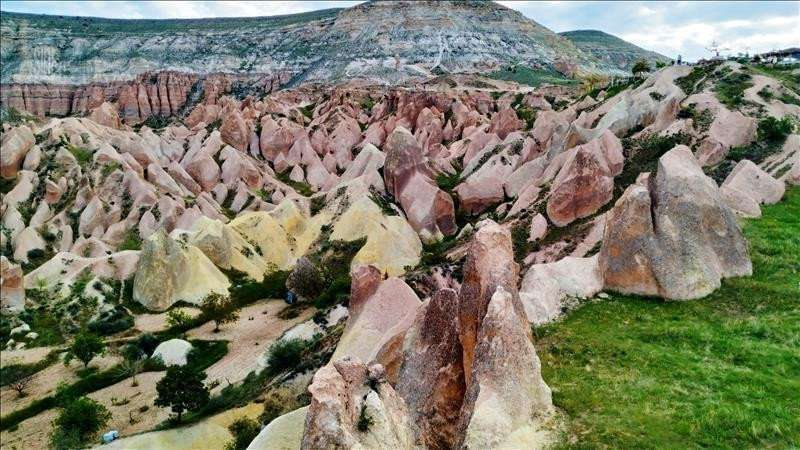 Cappadocia tour from Side 2 days