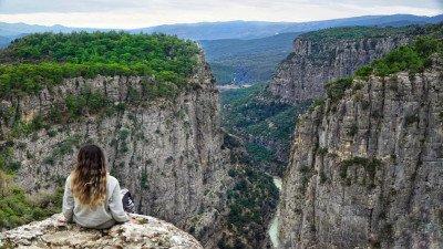Тазы каньон из Сиде
