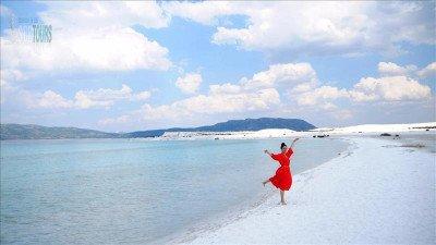Экскурсия озеро Салда