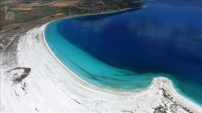 Trip from Alder to Salda and Pamukkale