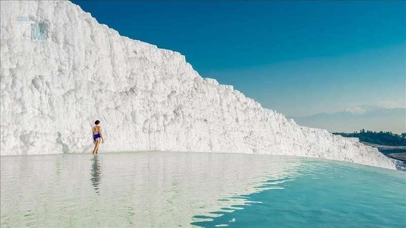 Wycieczka Jezioro Salda i Pamukkale z Side - Tureckie Malediwy
