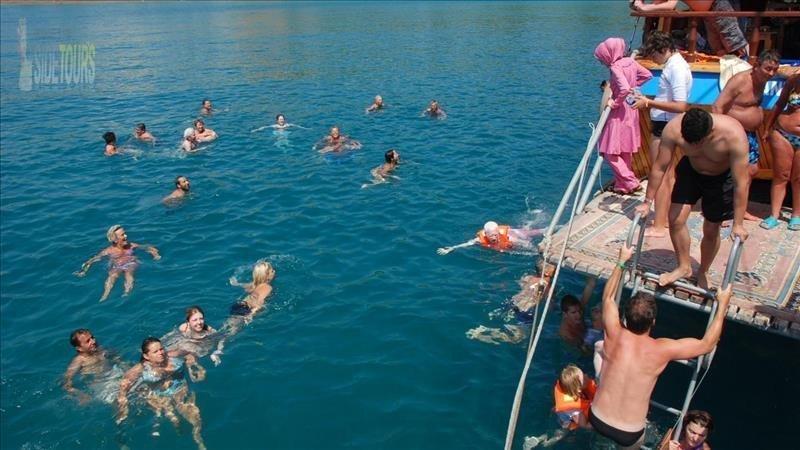 Морская прогулка в Сиде