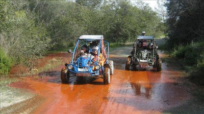 Buggysafari in Side