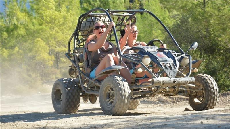 Buggy Safari w Side