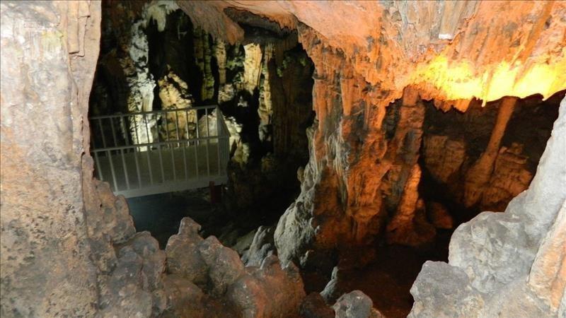 Altin-Besik Höhlentour