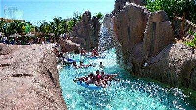 Wasserpark in Side