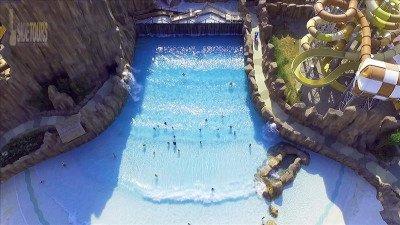 Aquapark The Land of Legends z Side