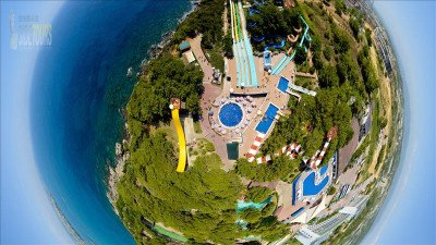 Park wodny Alanya Water Planet z Side