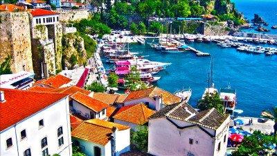 Wycieczka z Side do Antalyi