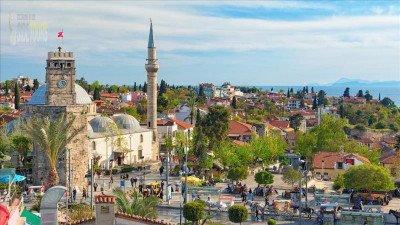 Side'den Antalya Şehir Turu