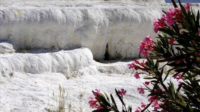 Pamukkale tour from Side 1 day