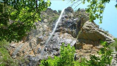 Sapadere Canyon von Side aus