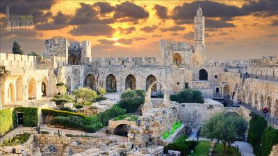 Side'den İsrail Turu