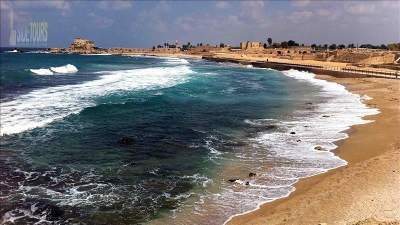 Экскурсия из Сиде в Израиль