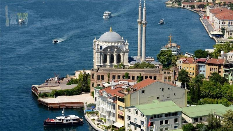 Istanbul from Side