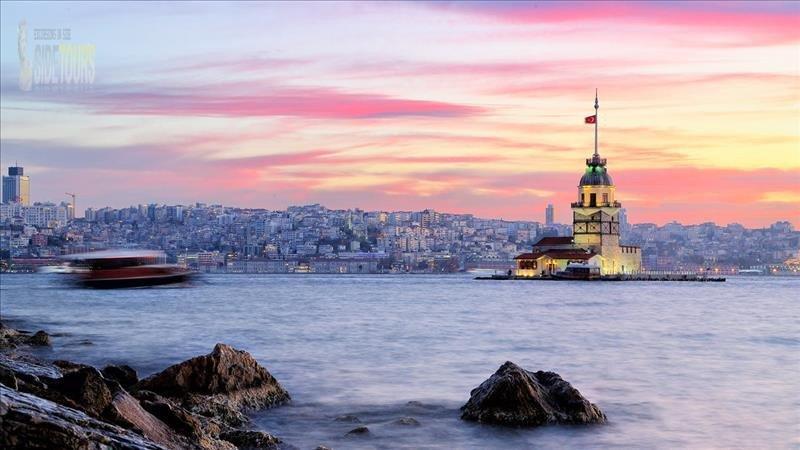 Экскурсия из Сиде в Стамбул